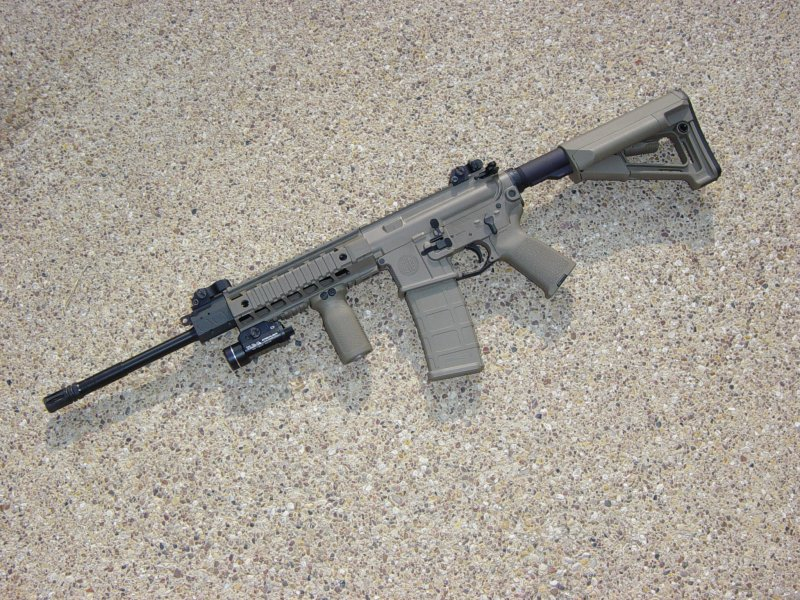 **SOLD**NIB/Unfired Sig 516 Piston AR Carbine - .223/5.56 + Accessories! - Firearms for Sale
